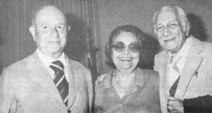 Adonias FIlho, Rachel de Queiroz, Gilberto Freyre