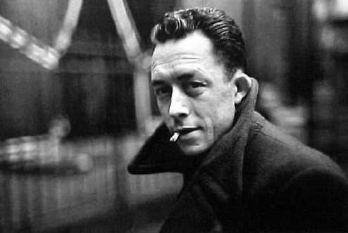 Albert Camus Tombstone