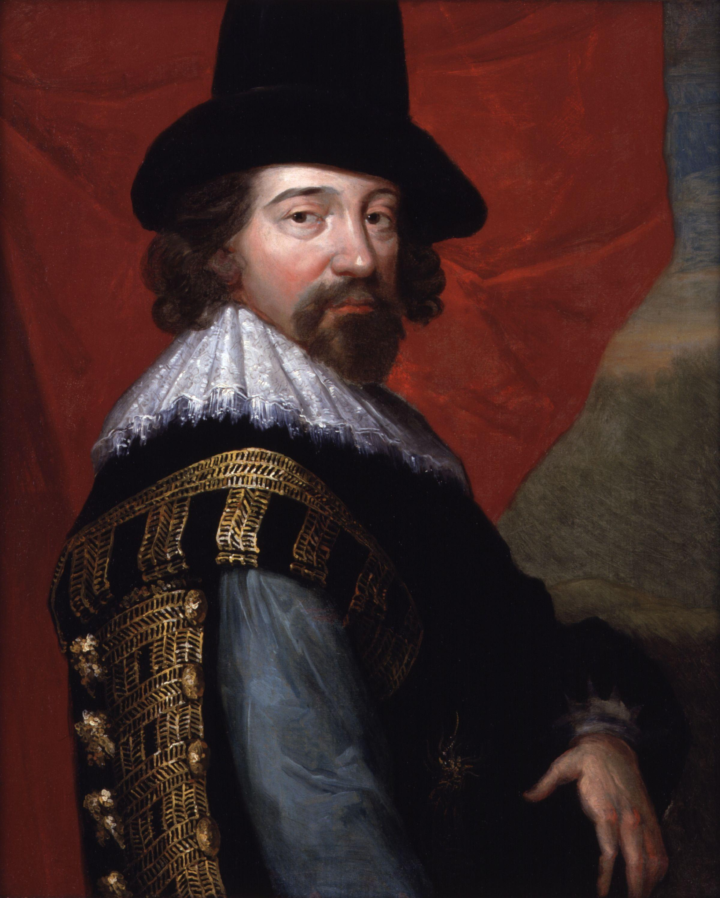 the great francis bacon essay The project gutenberg ebook of the new atlantis, by sir francis bacon us a great rejoicing, and as it were a certain presage of good.