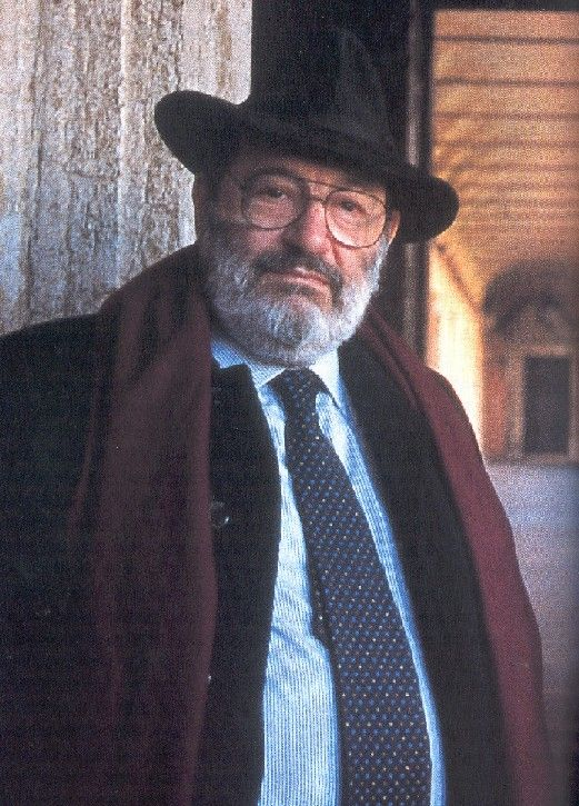 umberto eco essays Home essays umberto eco, aristotle and umberto eco, aristotle and dexter: an in-depth narrative analysis topics: narrative.