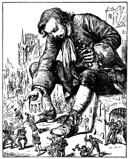 essay gullivers travel Gulliver's travels,  soviet science fiction writer vladimir savchenko published gulliver's fifth travel—the travel of lemuel gulliver, first a surgeon,.