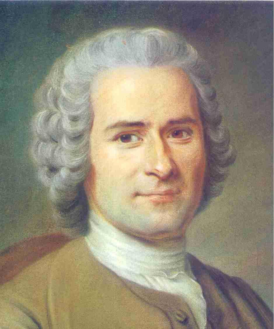 Allan Ramsay Jean-Jacques Rousseau