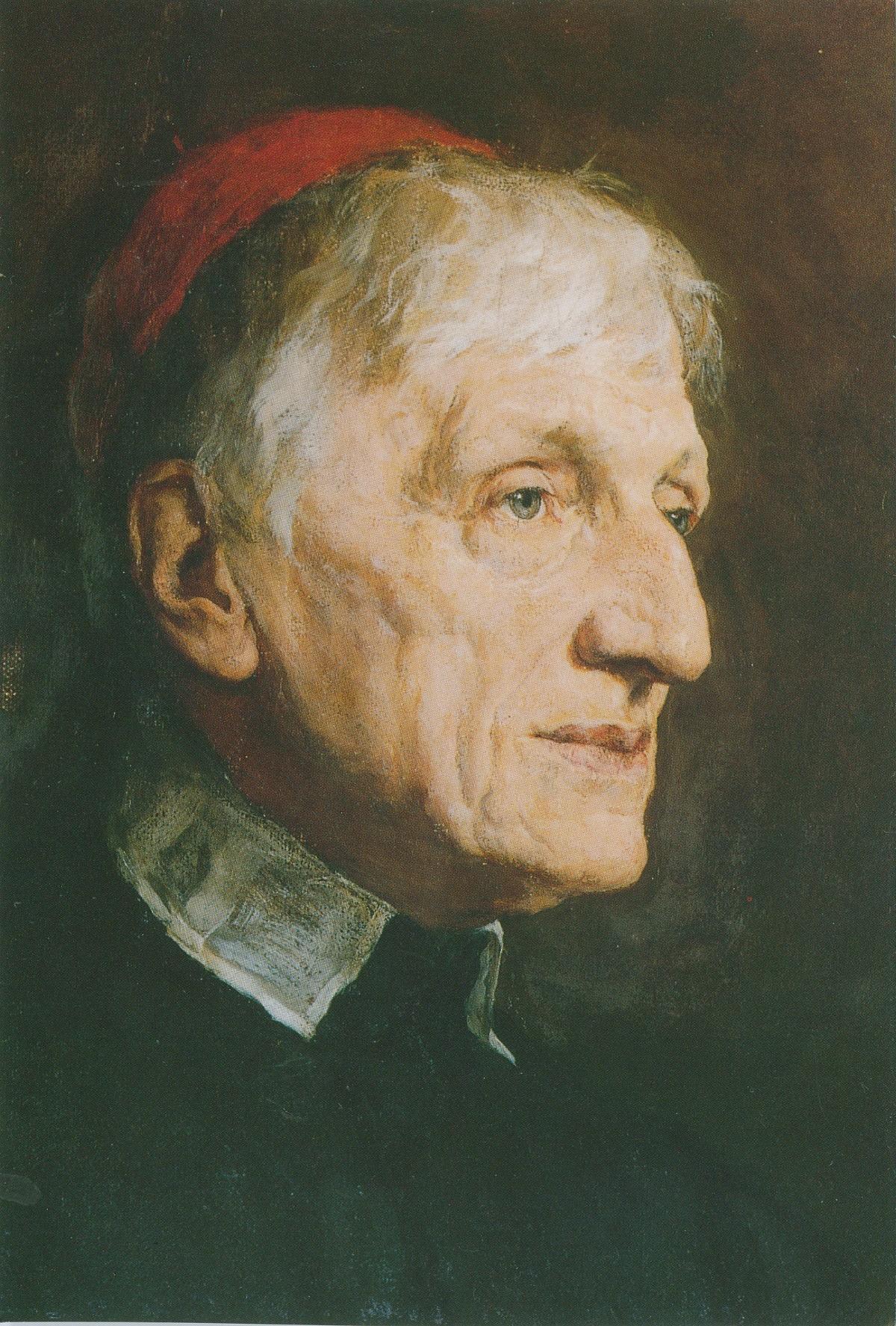 John Henry Cardinal Newman - john-henry-cardinal-newman