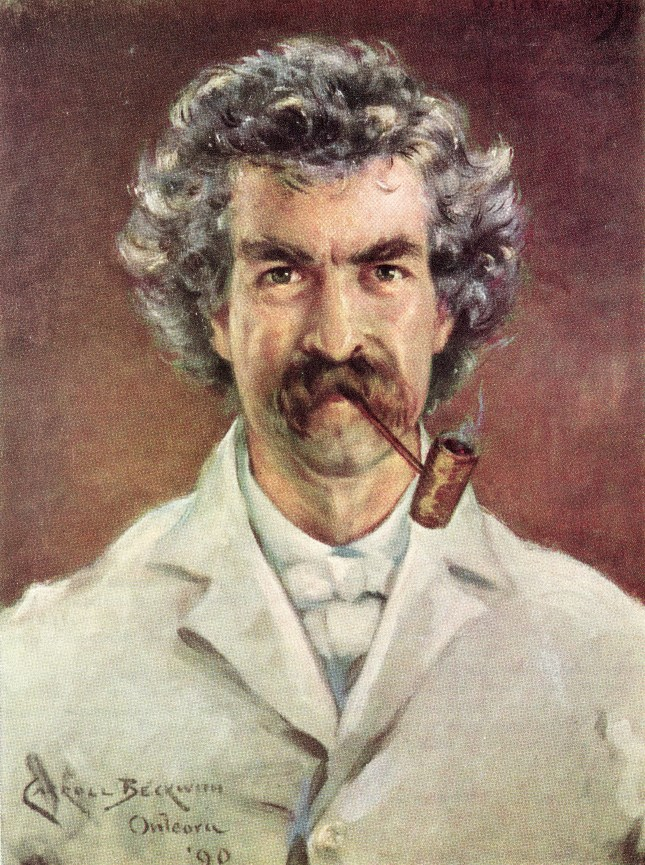 Mark Twain American Literature Analysis