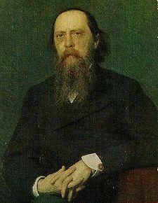 Mikhail Evgrafovich Saltykov