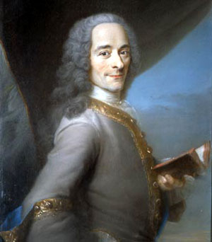 a biography of francois marie arouet voltaire a french enlightenment writer historian and philosophe Education was important to enlightenment thinkers as a way to equality,  french writer known as voltaire  name was françois-marie arouet he.
