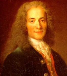 Voltaire, (Francois Marie Arouet)